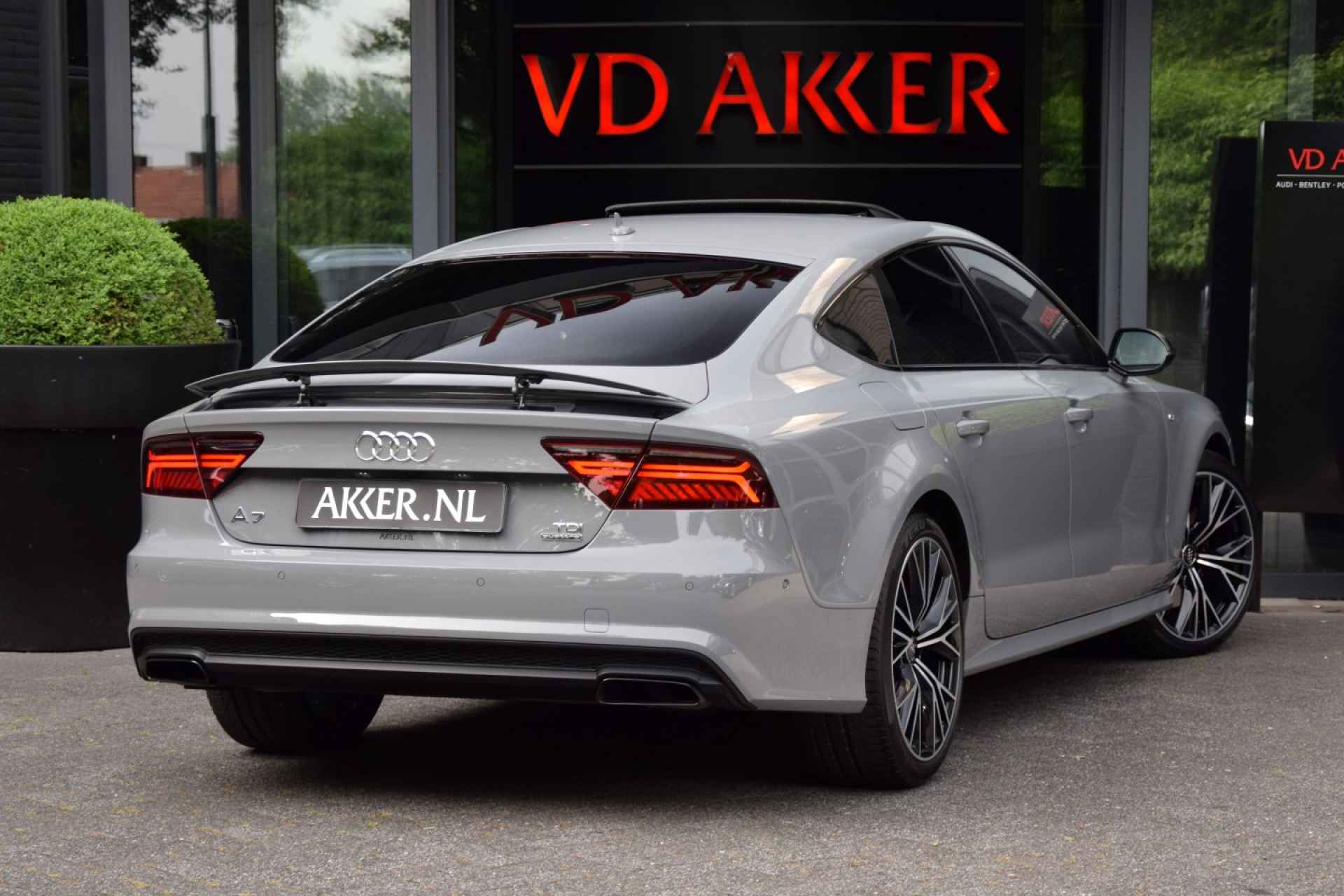 audi a7 sportback 3 0 tdi competition occasion vd akker. Black Bedroom Furniture Sets. Home Design Ideas