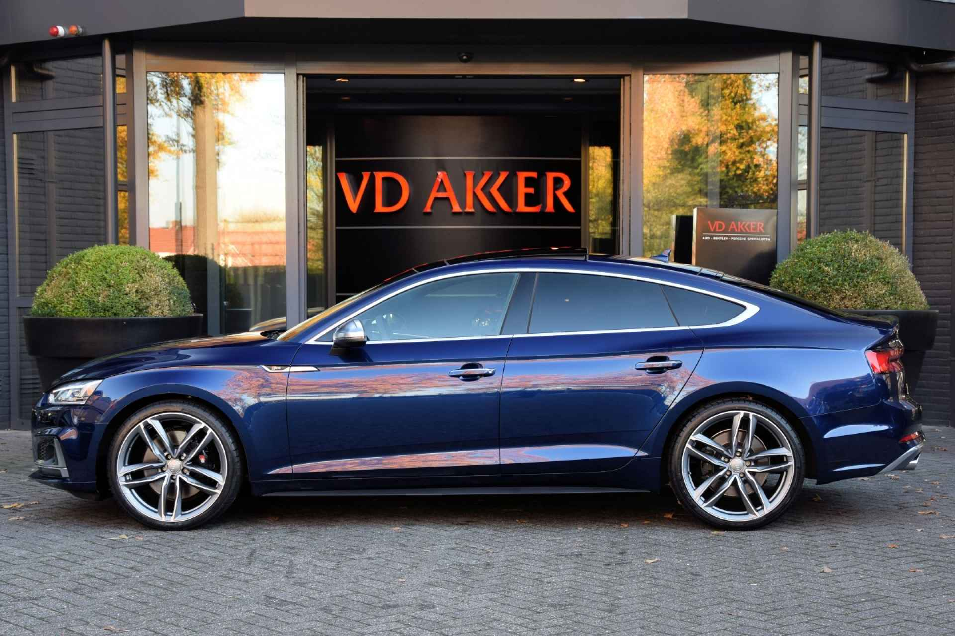 audi s5 sportback occasion vd akker. Black Bedroom Furniture Sets. Home Design Ideas